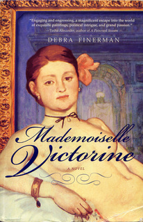Book cover of Mademoiselle Victorine
